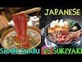 Download Lagu Shabu Shabu VS. Sukiyaki: Japanese Hotpot in Fukuoka Japan Mp3 Free