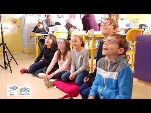 Les Outils numériques dans les écoles de Parthenay-Gâtine