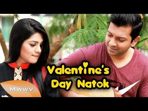 Tomay Vebe Lekha Tahsan, Tisha Valentines Day Natok 2016 720p - Movie7.Online