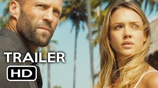 Mechanic: Resurrection Official Trailer #1 (2016) Jason Statham, Jessica Alba Action Movie HD