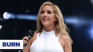 Nonton Ellie Goulding   Burn  Summertime Ball 2014  Film Subtitle Indonesia Streaming Movie Download