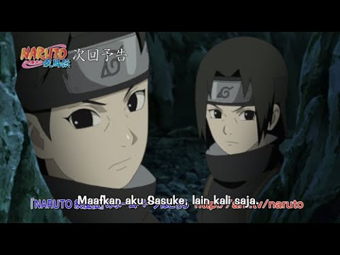 Naruto Shippuden Episode 454 -ナルト- 疾風伝 Review! Itachi & Shisui VS ANBU