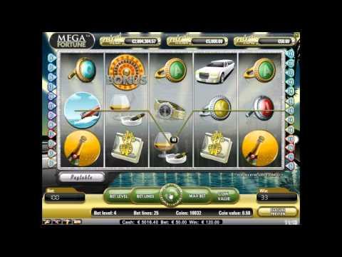 Free Slots Mega Fortune