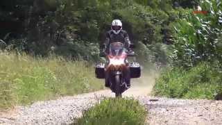 10. MOTOTURISMO - In prova - Suzuki V-Strom 650 ABS (2014)