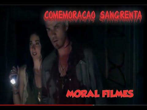 Filme de Terror Espirito - Comemoração Sangrenta Bleed (2016)