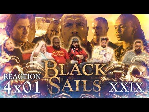 Black Sails - 4x1 XXIX - Group Reaction
