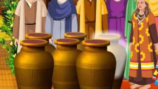 Miracles Of Jesus - Wedding At Cana