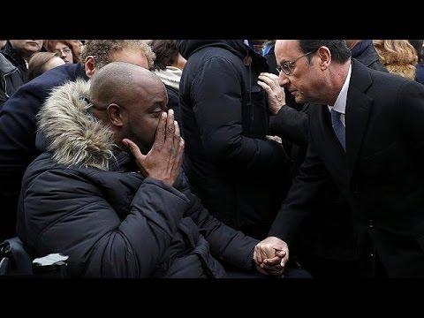 Παρίσι: Ημέρα μνήμης για τα θύματα των τρομοκρατικών επιθέσεων