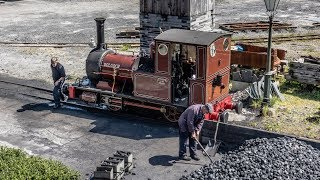 Talyllyn Railway A Ride From Tywyn To Abergynolwyn Behind Dolgoch In May 2017