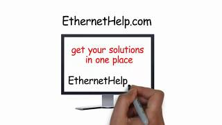 http://www.EthernetHelp.com - Finally a free resource with Ethernet help, tutorials and consultations. Another added plus -- you can choose among discounted price offers from all the top telecom companies. Whether it's broadband, fiber optics, internet telephony or cloud services, the experts at www.EthernetHelp.com can answer all your telecom questions, at no obligation. See your multiple offers now!