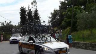 Chateauneuf-Grasse France  city pictures gallery : Tour de France 2013 - Montée de Châteauneuf de Grasse - Le peloton