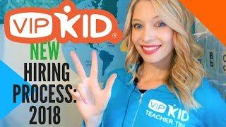 Video NEW VIPKID HIRING PROCESS: JANUARY 2019 (Interview, Demo, Mock Class, Certification Center!) MP3, 3GP, MP4, WEBM, AVI, FLV Juni 2019