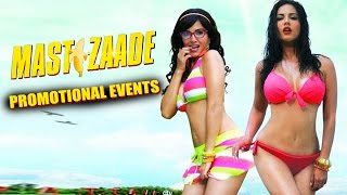 Nonton Mastizaade  2016  Movie Promotional Events   Sunny Leone  Tusshar Kapoor  Vir Das Film Subtitle Indonesia Streaming Movie Download