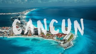 Cancun Mexico  City new picture : Cancun, Mexico (drone)