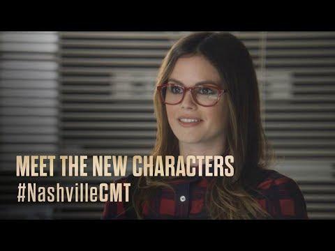 Nashville Season 5B Promo 'New Characters, New Music'