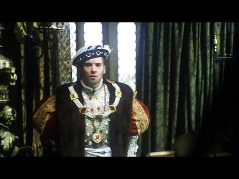 The Tudors 4x10 Henry sees Catherine's ghost