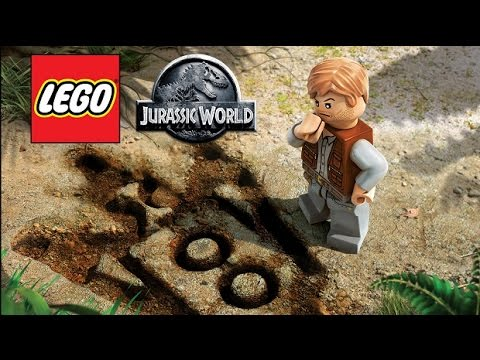 LEGO Jurassic World Pelicula Completa Español – Todas Las Cinematicas – 1080p – Game Movie Full En Español