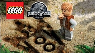 LEGO Jurassic World Pelicula Completa Español  Todas Las Cinematicas  1080p  Game Movie