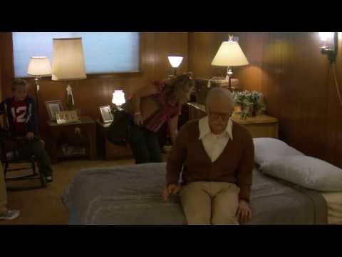 Jackass Presents: Bad Grandpa (Clip 'Adjustable Bed')