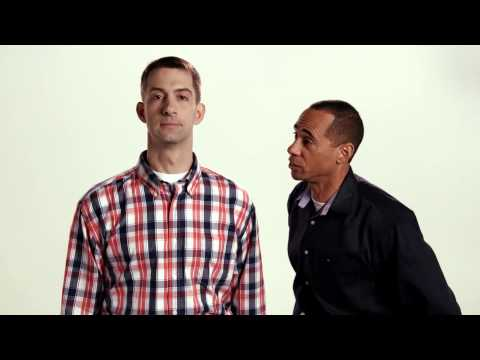 "Video: Funny Tom Cotton ad: ""At Ease"""