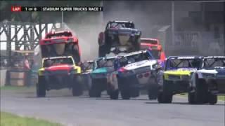 Download Video 2017 Clipsal 500 Stadium SUPER Trucks Race 1 MP3 3GP MP4