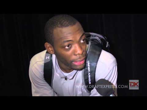 Charles Jenkins Draft Combine Interview