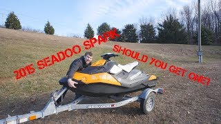 2. Seadoo Spark Review!! Should you buy one??