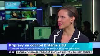 Připravy odchodu Británie z EU