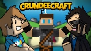 Minecraft | Crundee Craft | EP1