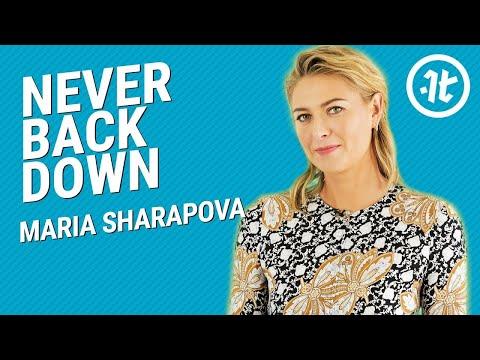 Maria Sharapova on the Keys to Building Grit and Discipline