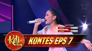 Video Sherly Gak Mau Pulang [PACAR DUNIA AKHIRAT] - Kontes KDI Eps 7 (14/8) MP3, 3GP, MP4, WEBM, AVI, FLV Agustus 2018
