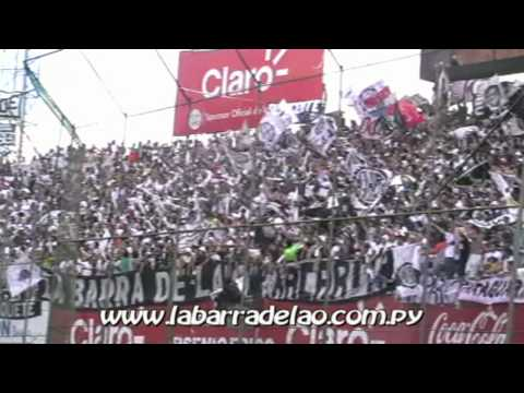 LBO - Descontrol Total VS 25 Pagantes - Aper. 2010 - La Barra del Olimpia - Olimpia - Paraguay - América del Sur
