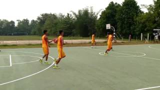 Basketball sainik school tilaiya V/S sainik school Gopalganj