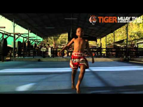 Kru Nong @ Tiger Muay Thai & MMA Training Camp, Phuket, Thailand