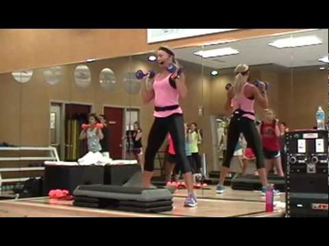 Janet Smith Life TIme group fitness instructor TC