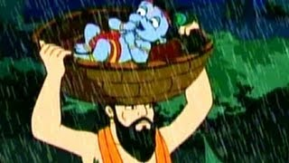 Bal Krishna Part 1 - Lord Krishna Kills Kansa, Animated English Story