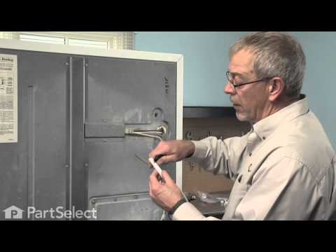 Refrigerator Repair – Replacing the  Water Fill Tube Kit (Whirlpool Part# 2196157)