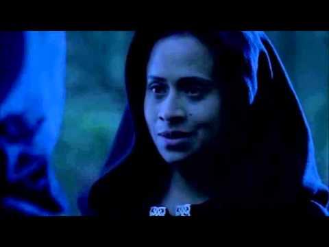Merlin 5x06 'The Dark Tower' - Gwen and Morgana Ending Scene