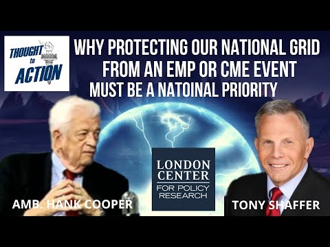 Why Protecting Our Grid from an EMP or CME Event Must Be a National Priority