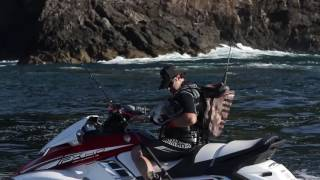 6. Yamaha 2017 FX HO Fishing Shoot