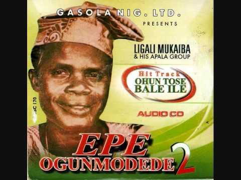 LIGALI MUKAIBA - Egbe Federal