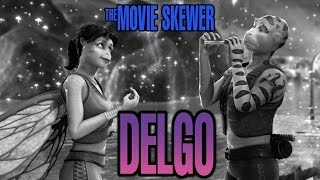 Delgo  2008  Review   The Movie Skewer