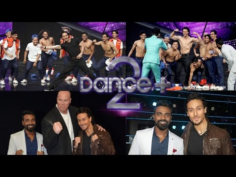 Dance Plus 2 | Tiger Shroff Went SHIRTLESS For A c