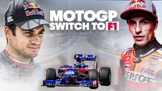 Video MotoGP and MXGP champs go drive an F1 car. | Two 2 Four Wheels FULL DOCUMENTARY MP3, 3GP, MP4, WEBM, AVI, FLV Juli 2018