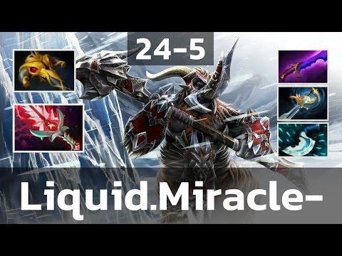 Liquid Miracle • Magnus • 24-5 — Pro MMR