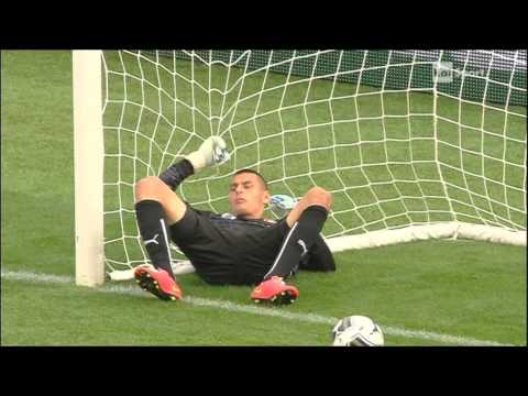 italia-slovacchia under 21 3-1: bellissimo gol di federico bernardeschi