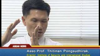 Thailand's Future Outlook: An Interview With Dr. Thitinan Pongsudhirak
