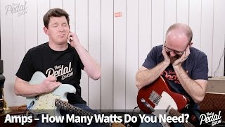 Download Lagu That Pedal Show – Amps: How Many Watts Do You Need? Mp3