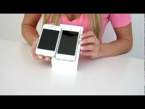 iphone 5 unboxing - Watch the waiting for iPhone 5 vlog: http://www.youtube.com/watch?v=gENo77LjTsY ** READ MY BLOG: http://ijustine.com iJUSTINE TSHIRTS! http://ijustine.sp...