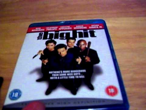 the Big Hit blu ray review